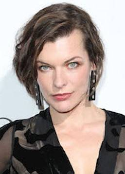 photo Jovovich