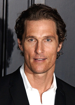 photo McConaughey