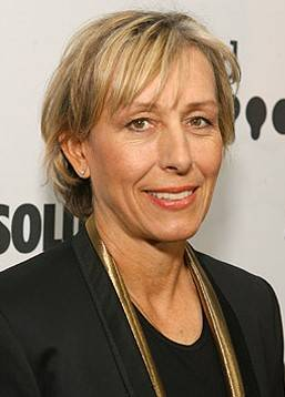 photo Navratilova