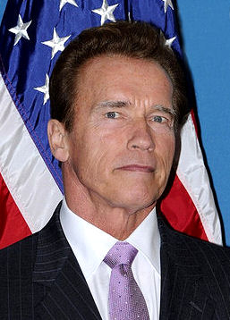 photo Schwarzenegger
