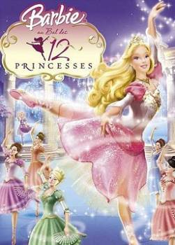 photo Barbie au bal des 12 princesses