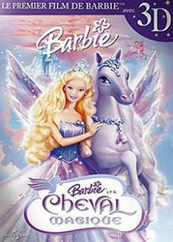 photo Barbie Et Le Cheval Magique