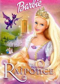 photo Barbie, Princesse Raiponce