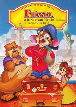 photo Fievel et le nouveau monde