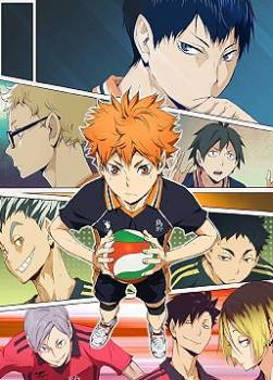 photo Haikyu !! - Les as du volley ball