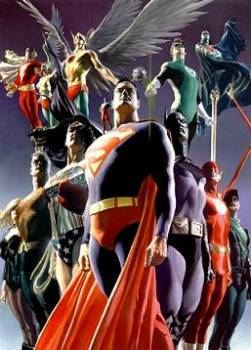 photo Justice League Of America