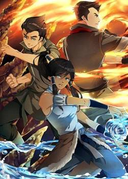 photo La légende de Korra