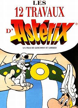 Combien de dessin animé asterix