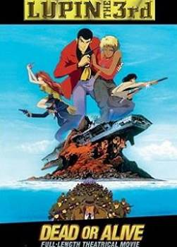 photo Lupin III : Mort ou Vif