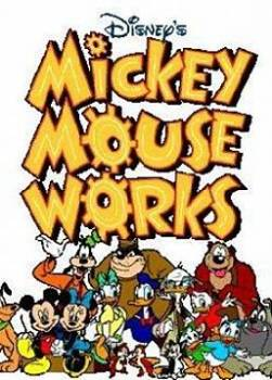 photo Mickey Mouse Works
