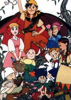 Peter Pan Serie