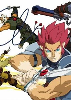 Anime Thundercats on Photo Thundercats