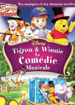 photo Tigrou et Winnie, la comédie musicale