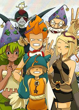 photo Wakfu