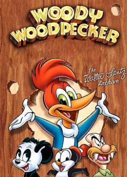 photo Woody Woodpecker