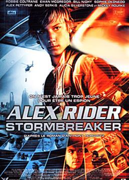 photo Alex Rider : Stormbreaker