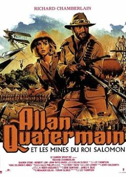 photo Allan Quatermain et les mines du roi Salomon