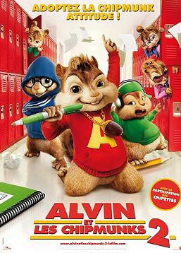 photo Alvin et les Chipmunks 2