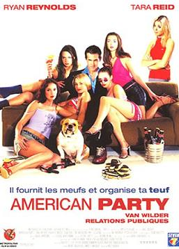 photo American party - Van Wilder relations publiques