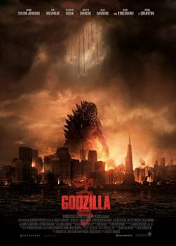 "photo Godzilla ""2014"""