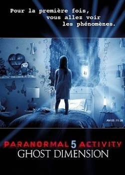 photo Paranormal Activity 5 Ghost Dimension