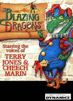 photo Blazing Dragons