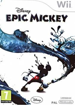 photo Epic Mickey