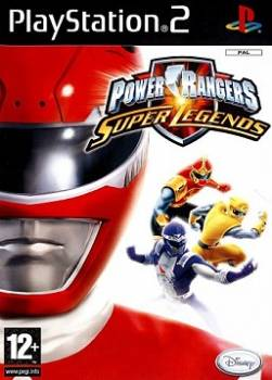 photo Power Rangers : Super Legends