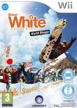 photo Shaun White Snowboarding : World Stage