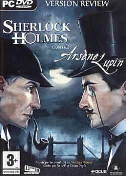 photo Sherlock Holmes contre Arsène Lupin