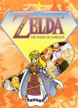 photo Zelda : The Wand of Gamelon