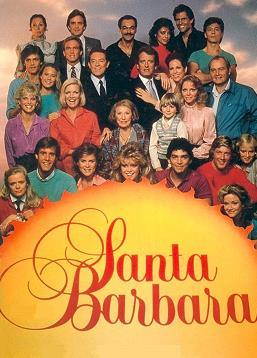 affiche Santa Barbara