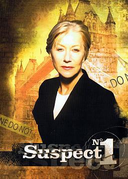 Suspect numéro 1 (UK) intégrale  (maj des liens)