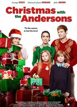 photo Christmas with the Andersons