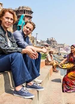 Fluss Des Lebens Geboren Am Ganges