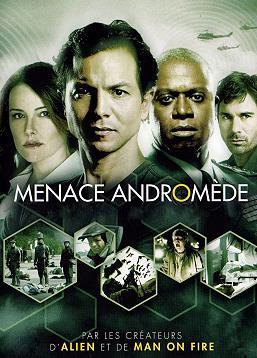 La menace andromède    VF  (télé-film)