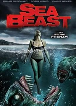 The Sea Beast affiche