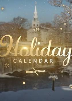 photo The Holiday Calendar