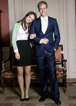 photo William & Catherine : A Royal Romance